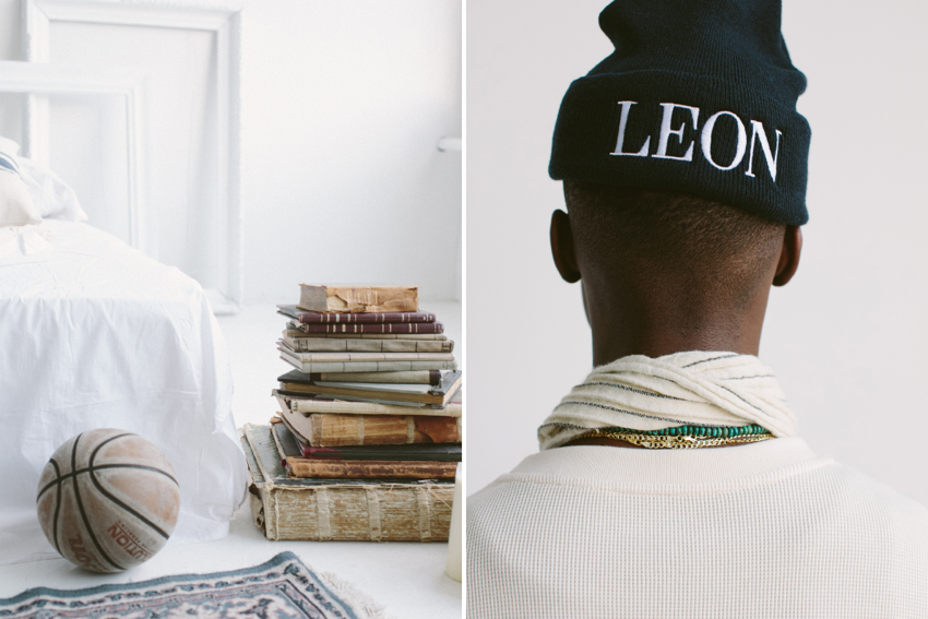 Leon Capsule Lookbook, Aimé Leon Dore